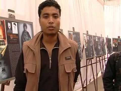 Yasharth Manjul, Cinema Student in 1st Allahabad Film Festival, December 6-8, 2011