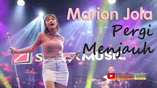 Marion Jola Pergi Menjauh at Superfest Kota Serang