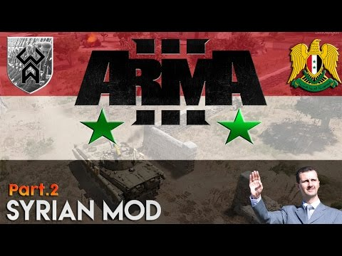 Part.2 - ARMA 3 - IRAQ-SYRIAN CONFLICT MOD - LIBERTANDO A CIDADE DA OCUPAÇÃO TERRORISTA
