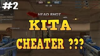 KITA CHEATER ???  - (Special Edition) POINT BLANK Funny Moments in Clan War #2