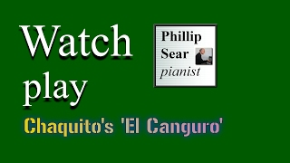 Chaquito: El Canguro (Mambo Cha-cha-cha)