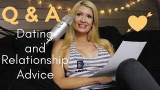 ASMR Q&A: Dating and Relationship Advice (part 1)