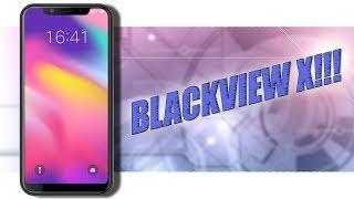 "Blackview X - ""правильная"" копия iPhone X!"