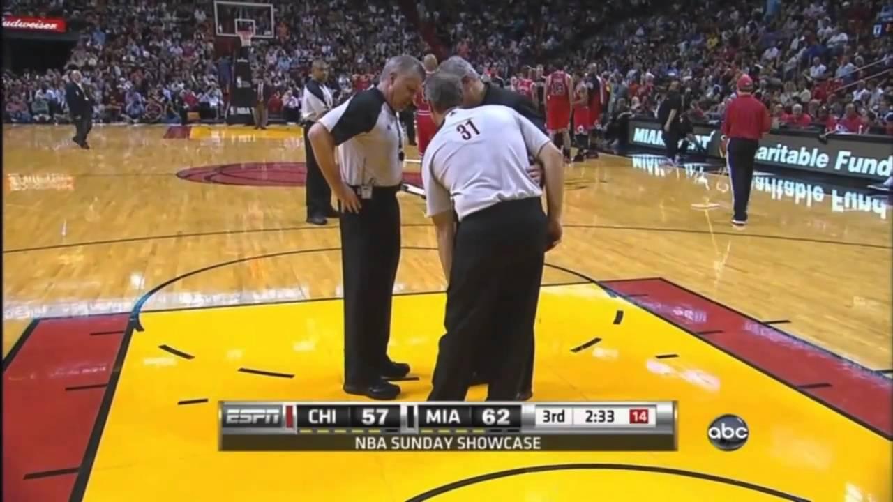 20 Biggest Referee Fails in Sports | Bleacher Report