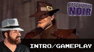 Discworld Noir - Intro/Gameplay
