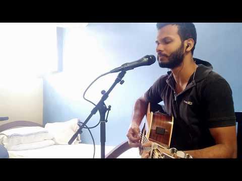 unmada-wu-premadare-(kamal-addaraarachchi-&-maya-damayanthi)-|-live-acoustic-cover-by-ravin-ranawaka