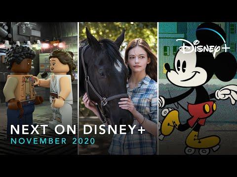Next On Disney+ - November 2020 | Disney+ | Now Streaming