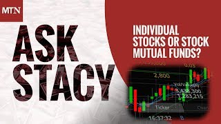 Which is the Best? Individual Stocks or Stock Mutual Funds?