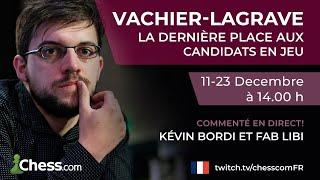 Maxime Vachier-Lagrave en route pour les Candidats au GP Jerusalem