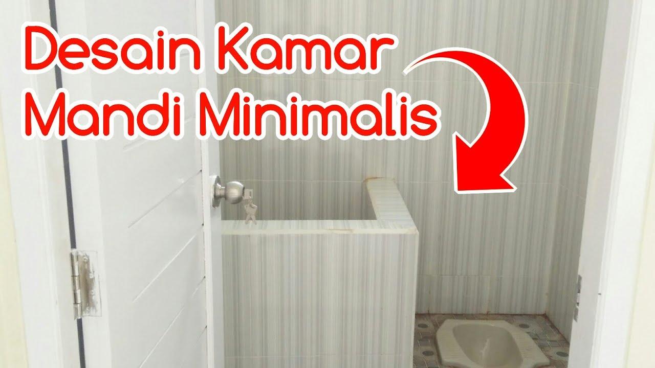 Desain Kamar Mandi Minimalis Modern Dan Sederhana Youtube
