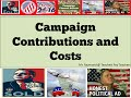 Campaign Finance Reform - Civics SOL