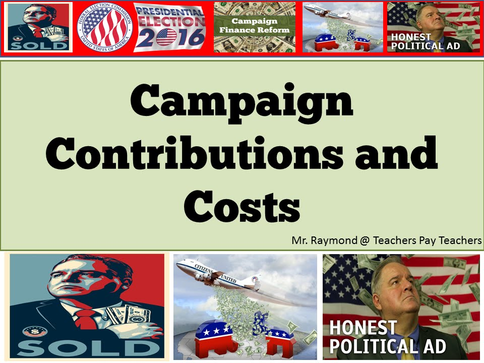 campaign finance reform essays This sample essay explores the issues present in the american political system and focuses on lobbying, political action committees, and campaign finance reform.