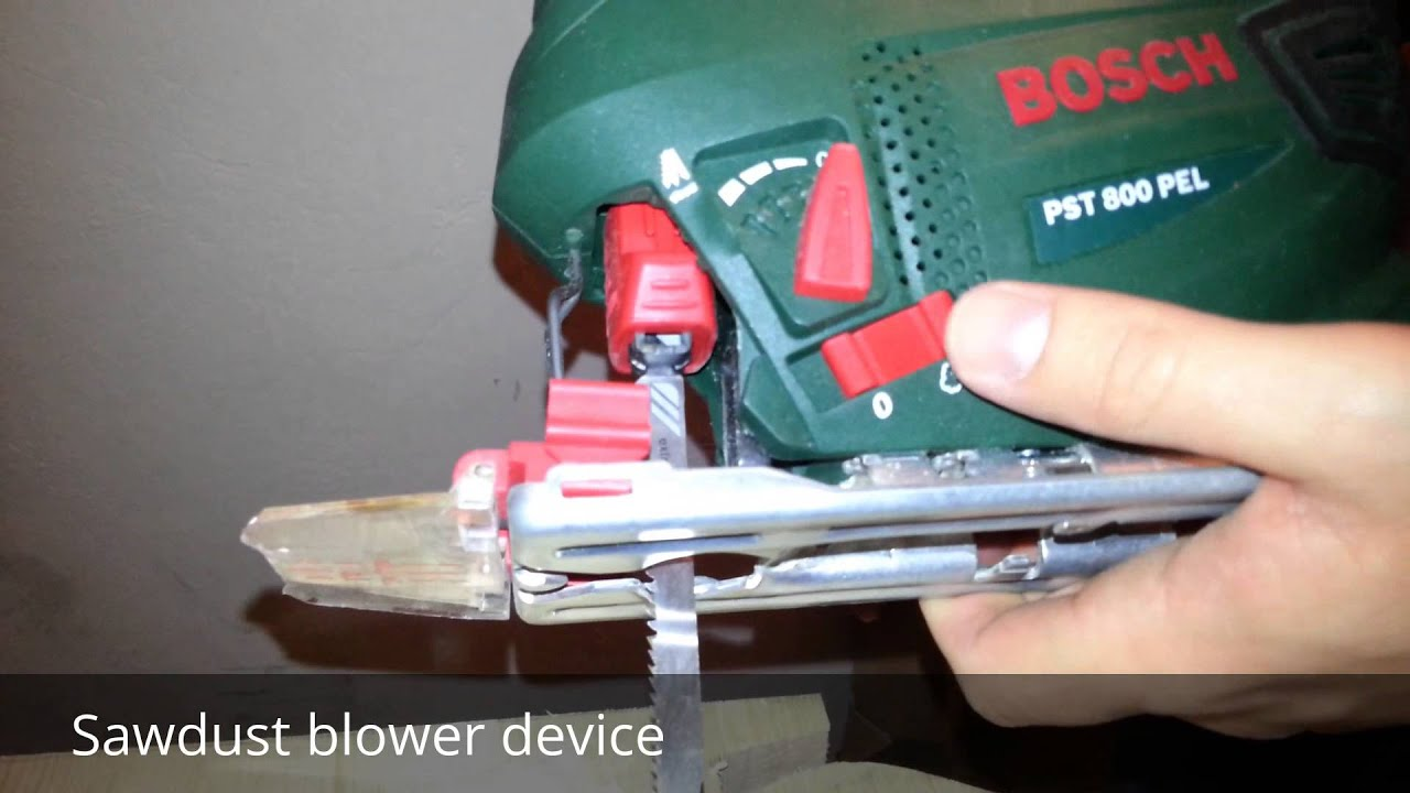 Jig saw bosch pst 800 pel youtube greentooth Gallery