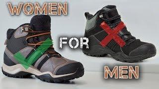 Обзор Adidas Winter Hiker 2 или как Адидас обломал мужчин