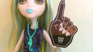 Monster High-WE ARE MONSTER HIGH(видео обзор на русском)