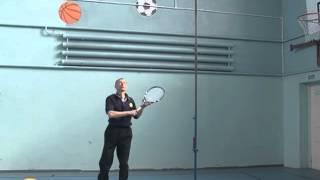 Теннисные тренажеры Теннисан (Tennisan). Kids tennis