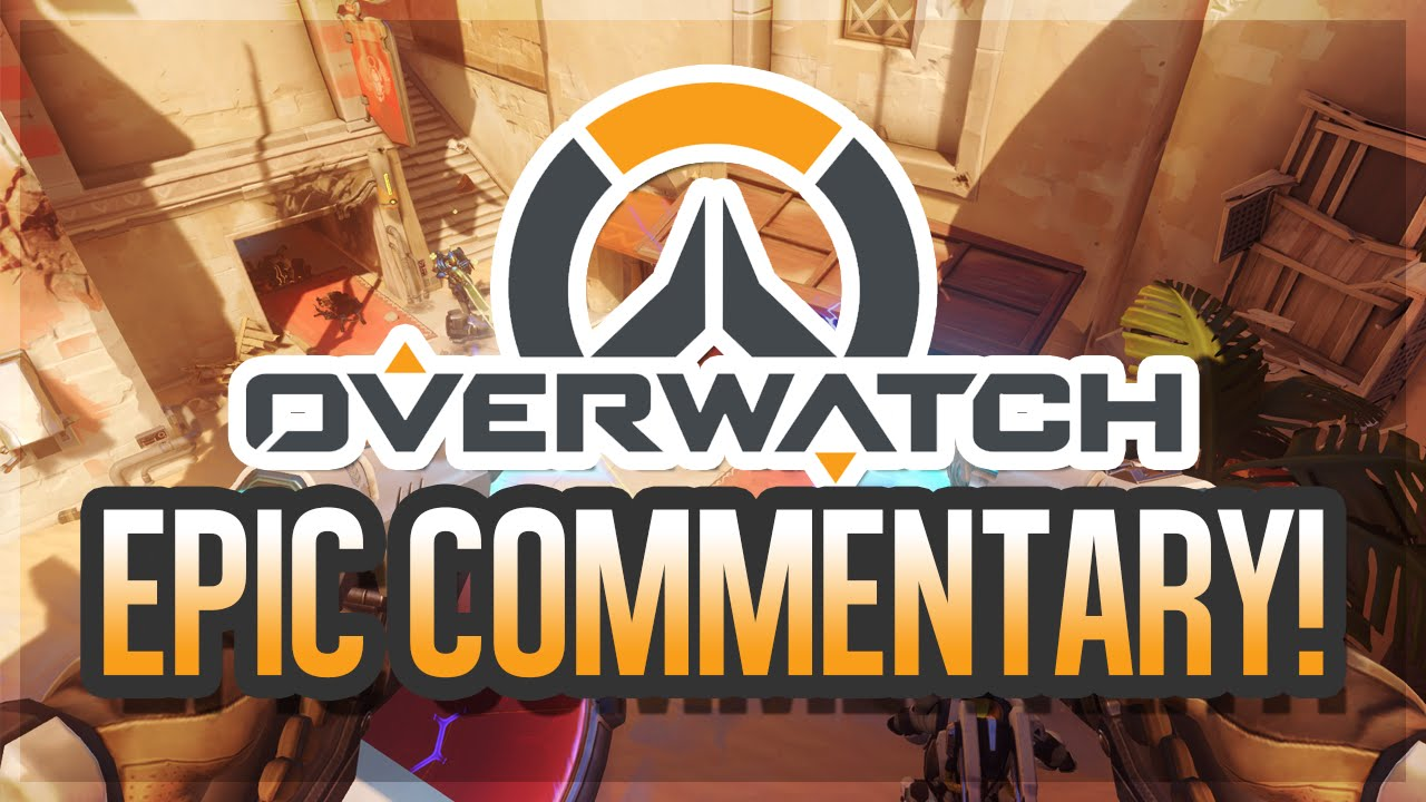 Epic Voice Trolling! MLG Commentator Plays Overwatch