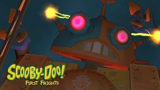 Scooby Doo! First Frights - Epsiode 2: Level 1 [Wii Gameplay, Commentary]