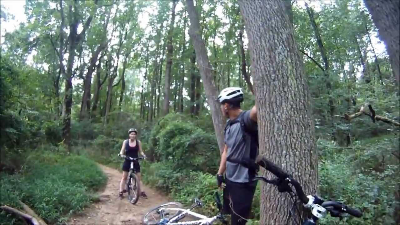 Mountain Biking At Patapsco State Park Avalon Area Youtube