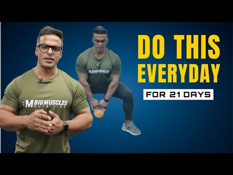 The Perfect Workout and Tips to Lose Weight | 21 Days | Yatinder Singh