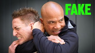 Master Wong FAKE MARTIAL ARTIST! Part 1