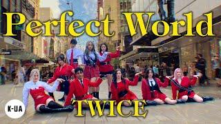 Kpop In Public Australia Twice 트와이스 Perfect World Ot9 Ver Dance Cover MP3
