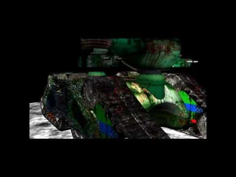 CGI Asset Demo Reel 2010