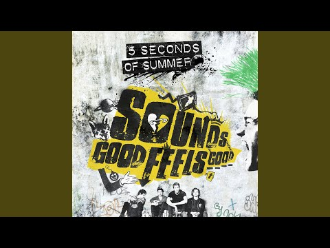 5 seconds of summer sounds good feels good full album
