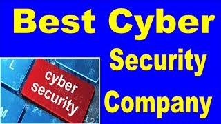 Top Cybersecurity Companies | 10 Cyber Security Facts