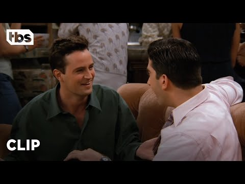 Friends: Ross and Chandler Share Fantasies (Season 3 Clip) | TBS