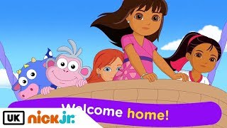 Dora and Friends | Sing Along: Back Home  | Nick Jr. UK