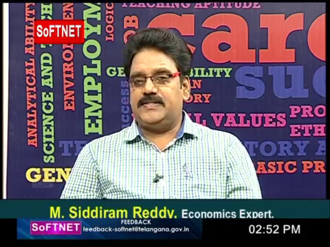 GURUKULAM || Economics  - Agriculture Sector  ||  LIVE INTERACTIVE SESSION With M Siddiram Reddy