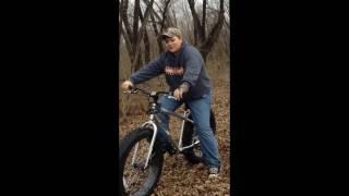 Mudding on bikes