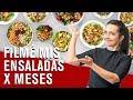 21 ENSALADAS que NO SON lechuga y tomate: la BIBLIA de la ensalada - Paulina Tirapostas E00
