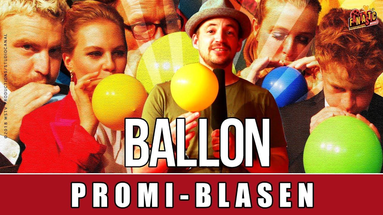 Ballon - Premiere München | Promi-Blasen | Michael Bully Herbig