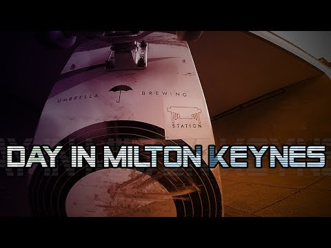 DAY IN MILTON KEYNES!