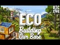 MEETING TAG! Base Building + Getting Started In ECO :: Massive Patreon Community Server :: ECO Ep. 2