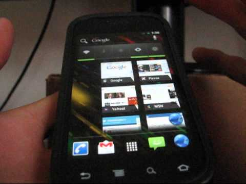 How to take a Screen Shot on Android 4.0 Ice Cream Sandwich