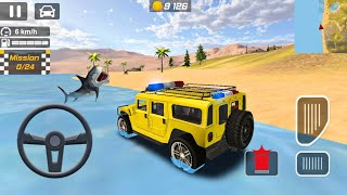Police Drift Car Simulator #6 Police Car Games - Android Gameplay
