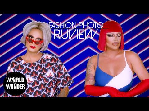 FASHION PHOTO RUVIEW: RuPaul's Drag Race Season 12 Queens' RuVeal