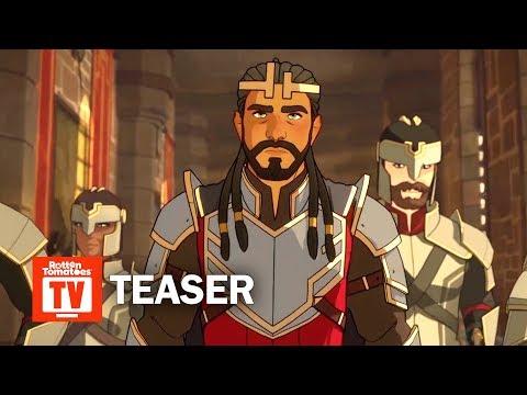 The Dragon Prince Season 1 Comic-Con Teaser | Rotten Tomatoes TV