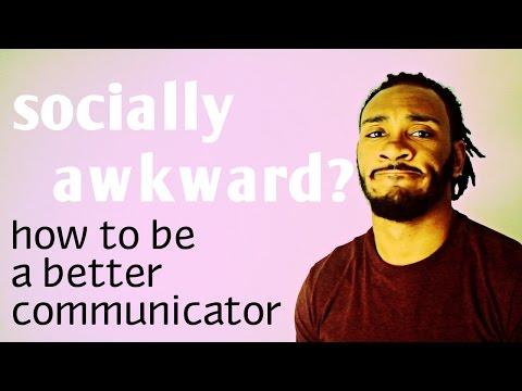 Socially Awkward? How To Become a Better Communicator! || Gordon Xavier