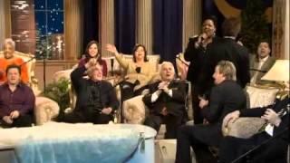 Dean & Mary Brown featuring Cassandra Robertson sings SWEET, SWEET SPIRIT