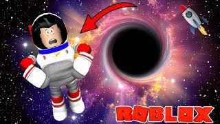 ESCAPE the BLACK HOLE! (EPIC MINIGAMES)-ROBLOX-Just Because