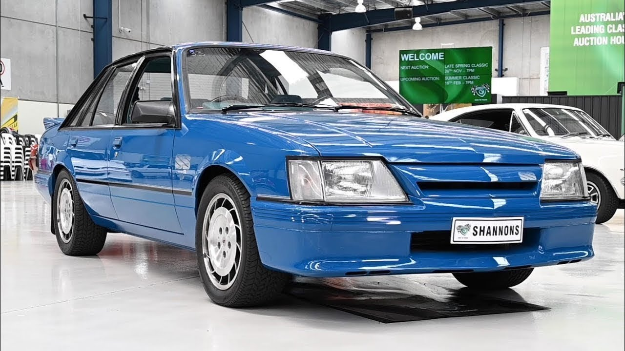1985 Holden HDT VK Brock SS Group A Sedan - 2019 Shannons Melbourne Summer Classic Auction
