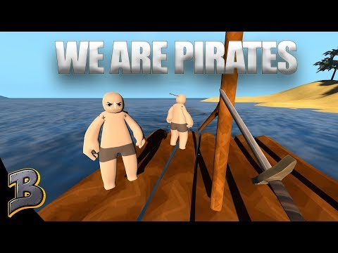 New Pirate Survival Game! I Got A Little Boogey! Salt Ep 1