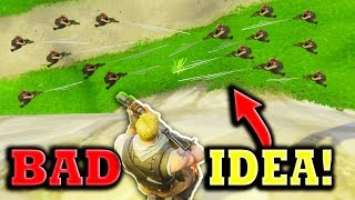Fortnite Funny and WTF Moments (BAD IDEA!) (Battle Royale)