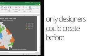 New Excel Maps Feature - Microsoft Office 365  | The Good Guys