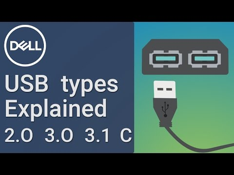 USB Explained (Official Dell Tech Support)