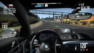 Need For Speed: Shift PC Gameplay HD4850 [HD]